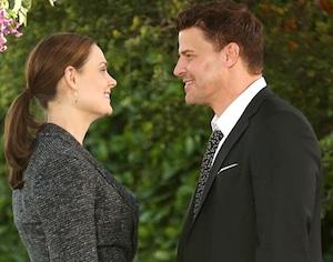 Bones Season 9 Wedding