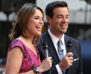 carson daly joins today show
