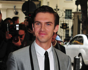 Dan Stevens The Tomorrow People Cast