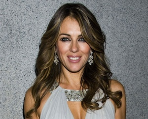 The Royals Pilot Cast Elizabeth Hurley