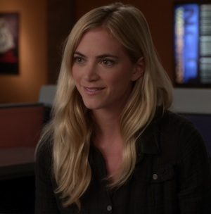 Emily Wickersham NCIS