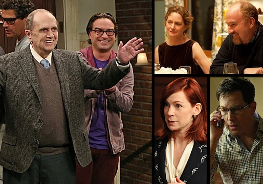 Emmys Guest Actors 2013 Winners