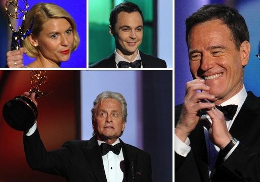 Emmy Winners List