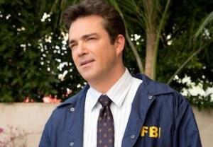 Major Crimes Jon Tenney Back as Fritz