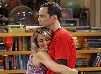 Big Bang Theory New Night 2014