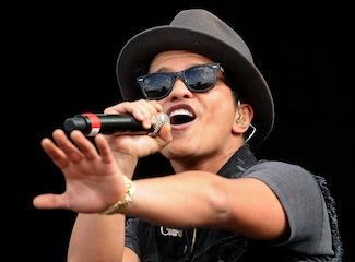 Super Bowl Halftime Show Bruno Mars