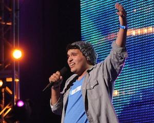 X Factor Carlos Guevara
