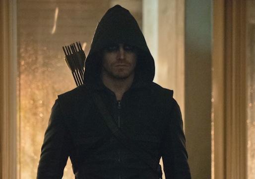Arrow Recap Vigilante Now Called Arrow
