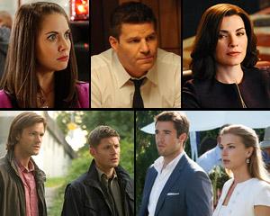 Renewed TV Shows 2014
