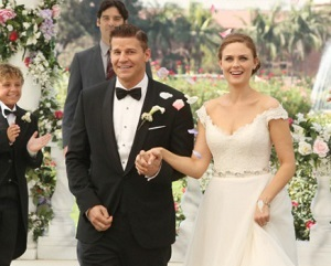 Bones Season 9 Recap Wedding