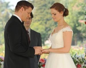 Bones Wedding Episode