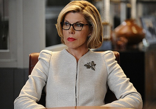 Christine Baranski The Good Wife