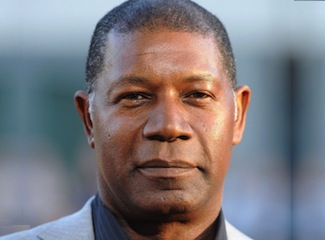 Dennis Haysbert Trophy Wife