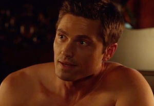 Eric Winter Shirtless Witches East End