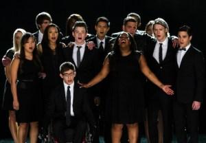Ratings Glee Finn Dead
