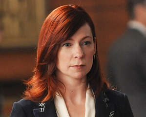 Good Wife Carrie Preston