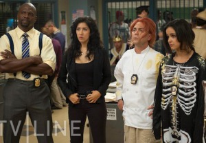 Halloween TV Shows 2013 New Girl