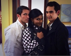 The Mindy Project Season 2 Cast Max Minghella
