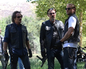 Sons of Anarchy Toric Dies