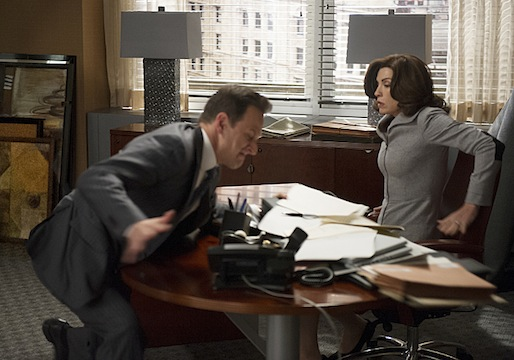 The Good Wife Recap Will Alicia Desk