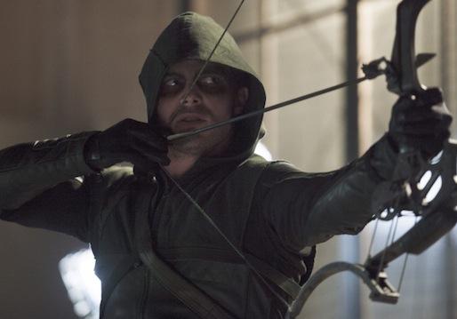 Arrow Recap Malcolm Merlyn Alive