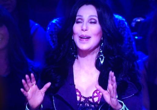 Cher-DWTS-Judge