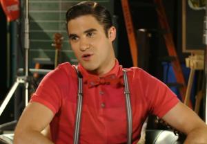 Darren Criss Glee