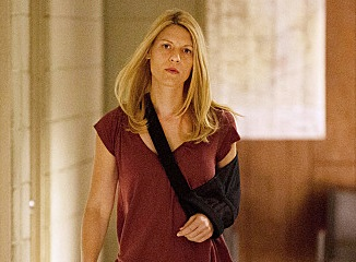 Homeland Carrie Brody Reunite