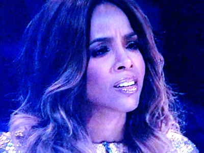 Kelly Rowland Awe Face X Factor