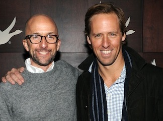 Fatrick Pilot Fox Jim Rash Nat Faxon