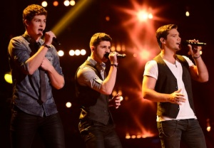 Restless Road Fix You X Factor USA