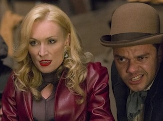 Dracula Season 1 Spoilers Victoria Smurfit