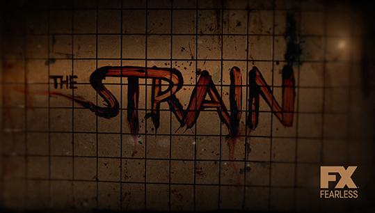 The Strain Series Order FX