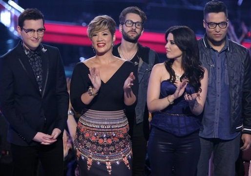 The Voice - Season 5 Team Adam