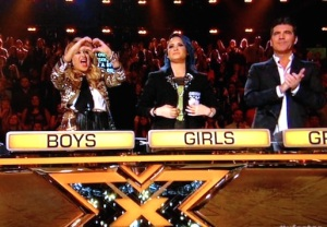 The X Factor Top 10 Results Recap