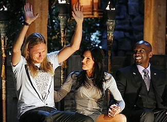 Ratings Survivor Once Upon a Time