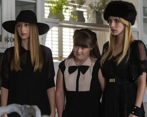 American Horror Story Coven Head