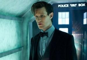 Doctor Who Matt Smith Final Episode