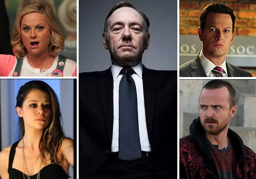 Golden Globe Nominations 2014