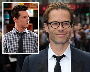 Guy Pearce Sean Saves the World
