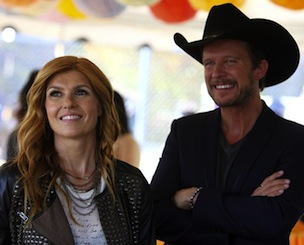 CONNIE BRITTON, WILL CHASE