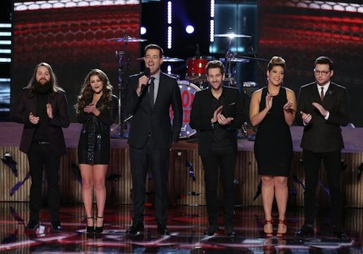 The Voice Season 5 Semifinals Results Recap