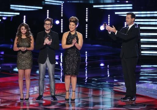 The Voice - Season 5 Finale Recap