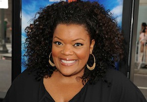 Yvette Nicole Brown Benched