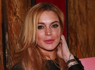 Lindsay Lohan OWN Series