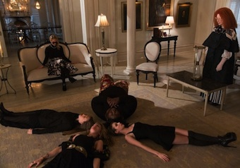 American Horror Stroy Coven Finale