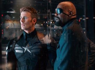 Captain America Winter Soldier