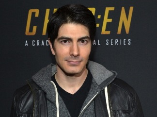 Brandon Routh Enlisted