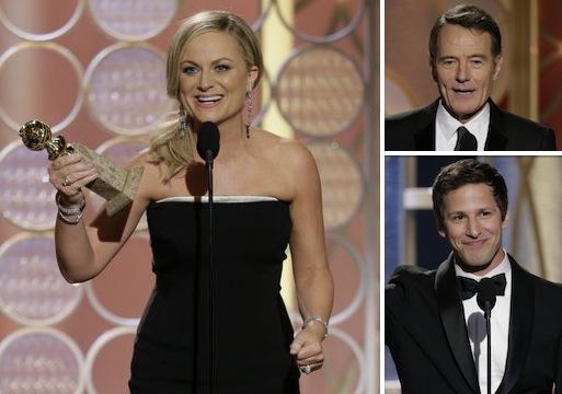 Golden Globe Winners 2014