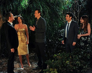 How I Met Your Mother Season 9 Recap Slap Bet